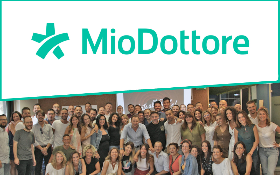Intervista a Luca Puccioni, CEO di MioDottore, sul Mondo del Lavoro: Evoluzioni e nuove Figure Professionali.