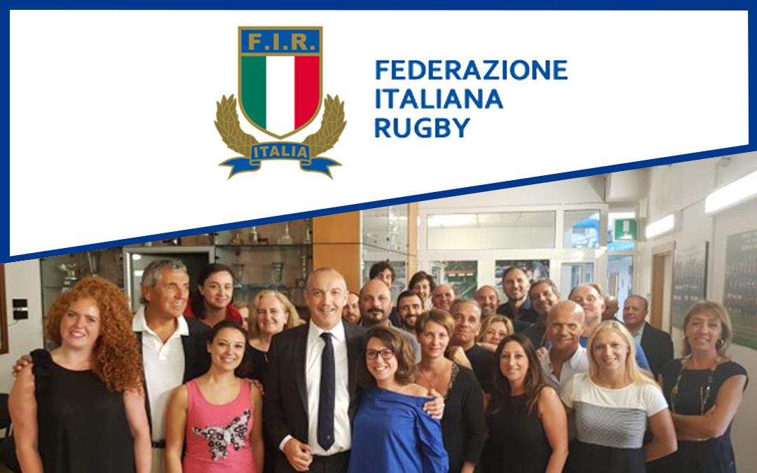 Lavorare nel mondo dello Sport: intervista ad Andrea Cimbrico, Responsabile Comunicazione Federazione Italiana Rugby