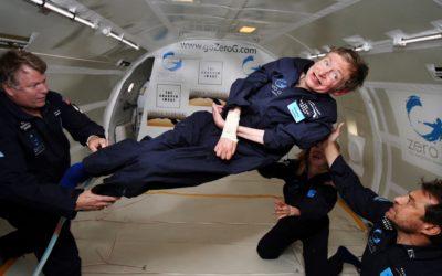 La prima foto di un Buco Nero e il pensiero di tutti va a Stephen Hawking 💫