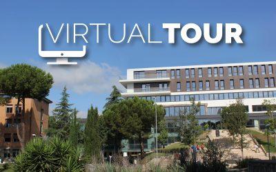 Virtual Tour Unicusano: scopri il campus universitario nella Capitale