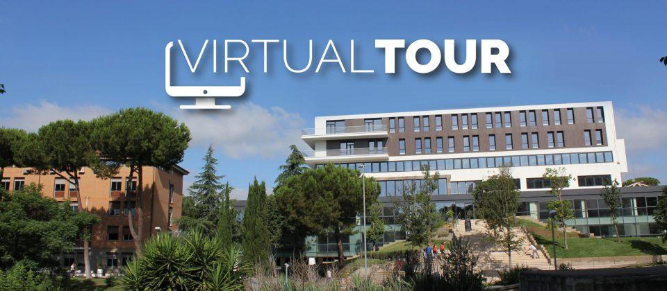 Virtual tour Unicusano